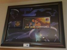 Autographed Star Trek