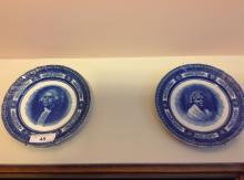 Royal Doulton *Very Rare* 1928 Martha & George Washington 170
