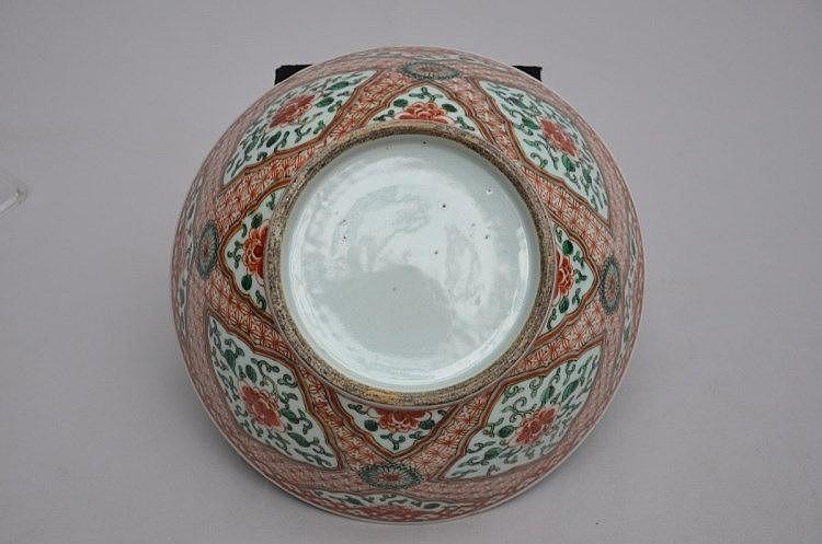 Un bol famille verte en porcelaine de chine 33 for Porcelaine de chine