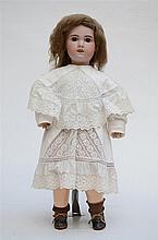 Jumeau: a porcelain doll