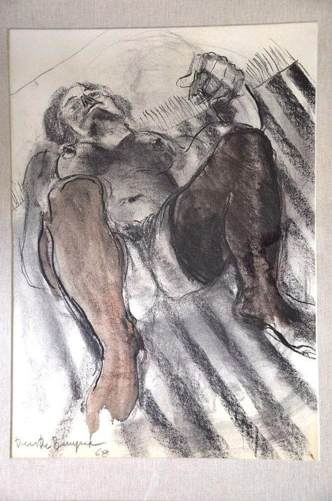Dees De Bruyne 'nue' (97x70)