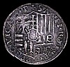 Italian States - Casale Testone Gugielmo II Pagleologo, undated (1494-1518) 9.04 grammes, Fine toned, with some old thin scratches, scarce