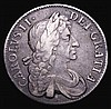 Crown 1683 TRICESIMO QVINTO ESC 66 Fine or slightly better with grey tone, evenly struck, unusual for this issue, Rare