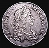 Crown 1671 Second Bust ESC 42 NVF/Bold Good Fine with an attractive tone