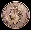 Penny 1826 Reverse B Proof Peck 1426 EF with a couple of small digs on the obverse