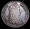 Crown 1662 Rose below bust, no date on edge ESC 15 Good Fine