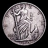 Italy 10 Lire 1936 KM#80 VF