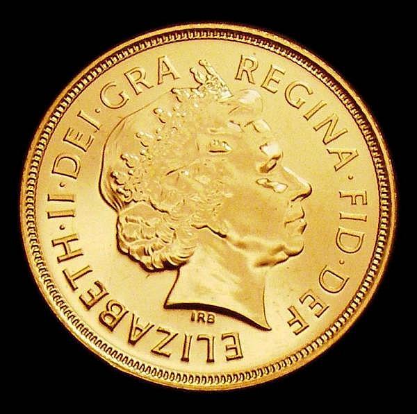 Sovereign 2008 S.4430 Lustrous UNC