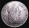 Crown 1662 No Rose, edge undated ESC 19 VF with some contact marks on the obverse, scarce