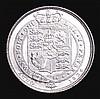 Sixpence 1824 ESC 1657 Lustrous UNC