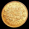Canada 10 Dollars 1914 Canadian Gold Reserve PCGS MS64