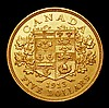 Canada 5 Dollars 1913 KM#26 GEF the obverse with some light contact marks