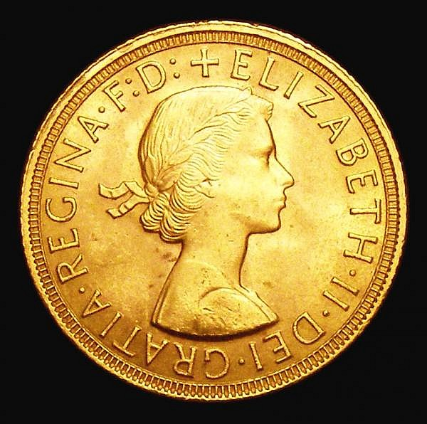 Sovereign 1958 Marsh 298 A/UNC