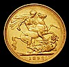 Sovereign 1892S S.3868C Horse with longer tail GF/VF
