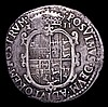 Shilling Philip and Mary 1554 Full titles S.2500 Fine for wear the obverse with many scratches