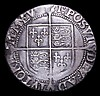 Shilling Elizabeth I Seventh Issue S.25847 mintmark 1, VG or better/Fine