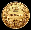 Australia Sovereign 1864 Sydney Branch Mint Marsh 369 Fine