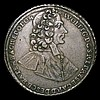 Austrian States - Olmutz Thaler 1720 KM#414 VF with a pleasing old tone, comes in an old presentation box