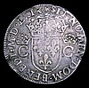 France Teston 1569, Toulouse Mint, About Fine with some weakness in the centre