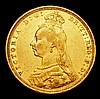 Sovereign 1890S G: of D: G: now closer to crown S.3868B GF/NVF