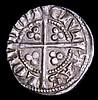 Penny Edward I London Mint Class 2b, N Reversed, VF/NVF struck on a full round flan