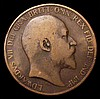 Penny 1903 Open 3 Freeman 158A dies 1+B VG/NF Rare