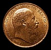Penny 1902 Low Tide Freeman 156 dies 1+A Lustrous UNC, slabbed and graded LCGS 82, the third finest of 25 examples thus far recorded by the LCGS Population Report, Ex-Dr.A.Findlow Hall of Fame Pennies