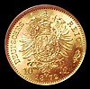 German States Prussia 10 Marks 1872 choice Unc and graded MS66 by NGC rare thus