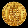 Half Sovereign 1817 Marsh 400 Fine or slightly better with a dig below the shield