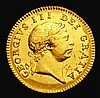 Half Guinea 1804 S.3737 NVF/VF the obverse with some scratches