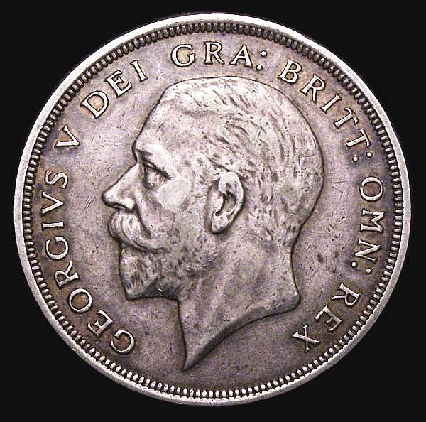 Crown 1934 ESC 374 Good Fine /NVF toned, the key date in the series