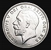 Crown 1932 Proof CGS variety 02, Davies 1635P, UNC or near so, slabbed and graded CGS 75, very few examples known