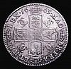 Shilling 1663 Arms of Scotland and Ireland transposed ESC 1024 Fine with some adjustment lines in the centre of the reverse, slight weak in this area, nevertheless still of pleasing appearance, a very rare type, rated R3 by ESC