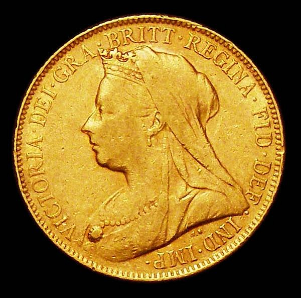 Sovereign 1900P Marsh 172 Fine/Good Fine