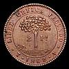 Honduras 2 Pesos 1862 T A KM#25 EF