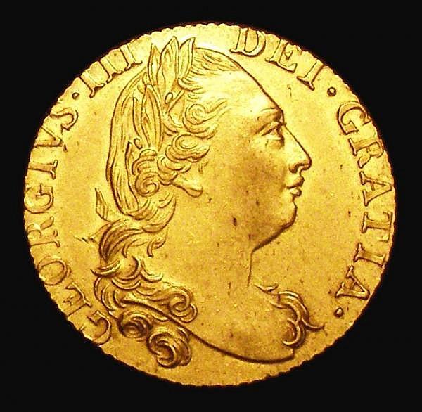 Guinea 1774 S.3728 NEF/GVF
