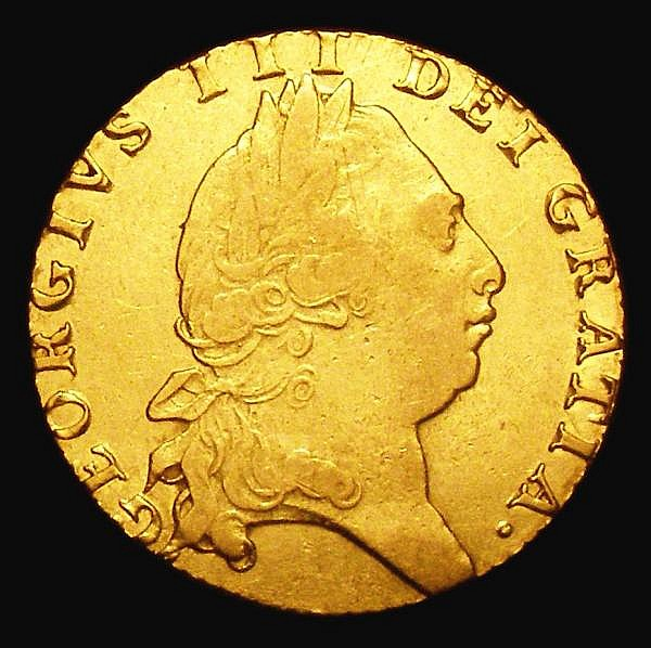 Guinea 1794 S.3729 Fine/Good Fine