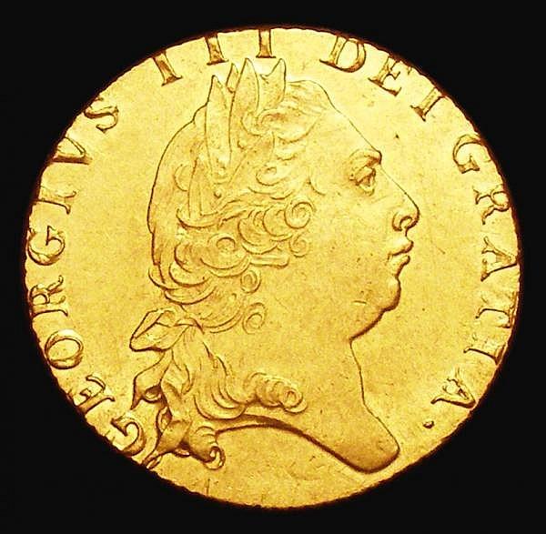 Guinea 1797 S.3729 GEF a key date