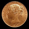 Farthing 1843 Peck 1563 UNC and choice with practically full lustre, slabbed and graded LCGS 82, Ex-Farthing Specialist March 1998, the joint finest of 11 examples thus far recorded by the LCGS Population Report