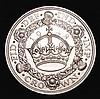 Crown 1928 ESC 368 UNC and lustrous