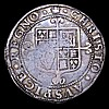 Halfcrown Charles II Third Hammered Coinage MAG BR FR legend ESC 456 Mintmark Crown VG/About Fine with a couple of slightly weaker areas