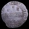 Halfcrown Charles I Oxford Mint Shrewsbury horseman , no groundline, S.2953 mintmark plume/- Fine