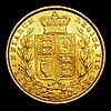 Sovereign 1851 Marsh 34 NEF/EF with some light contact marks