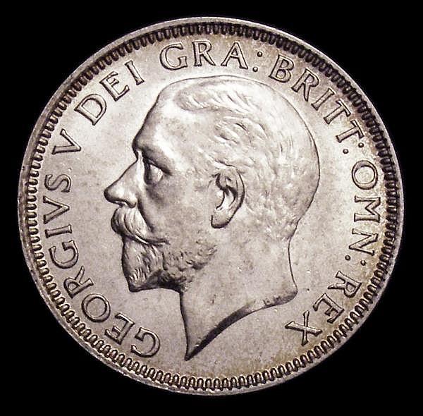 Shilling 1934 ESC 1447 UNC and lustrous