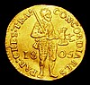 Netherlands Ducat 1805 without star (Dordrecht Mint) KM#11.2 Good Fine struck on a wavy flan