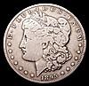 USA Dollar 1895S Breen 5639 Fine, and rare