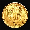 USA 2 1/2 Dollars 1926 Sesquicentennial Gold Quarter Eagle, Breen 7467 UNC with minor cabinet friction