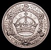 Crown 1927 Proof ESC 367 EF