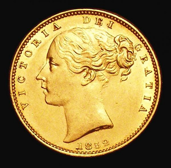 Sovereign 1852 Marsh 35 EF/GEF