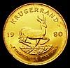 South Africa Krugerrand 1980 EF